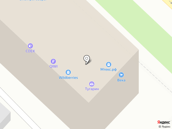 NailS на карте Волгограда