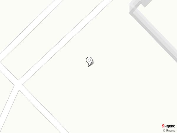 Спецдеталь на карте Волгограда