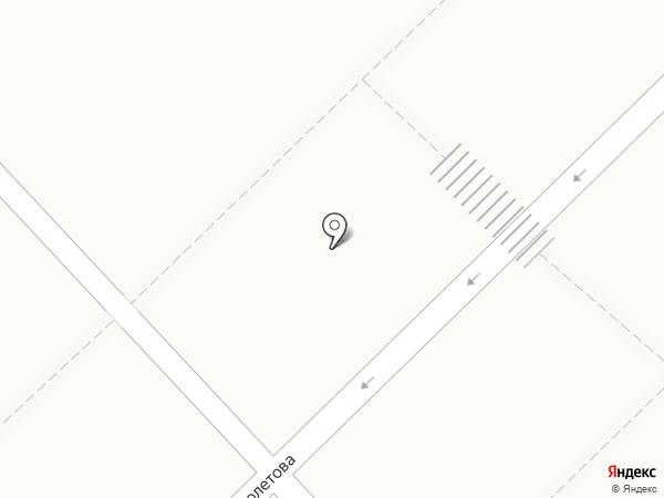 Плюшка на карте Волгограда