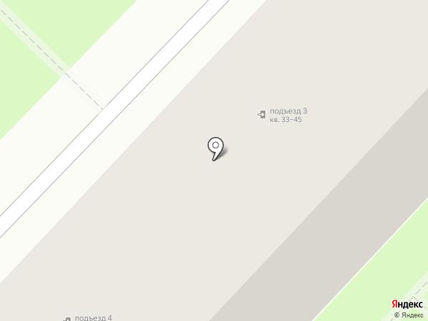 Всёвдом на карте Волгограда