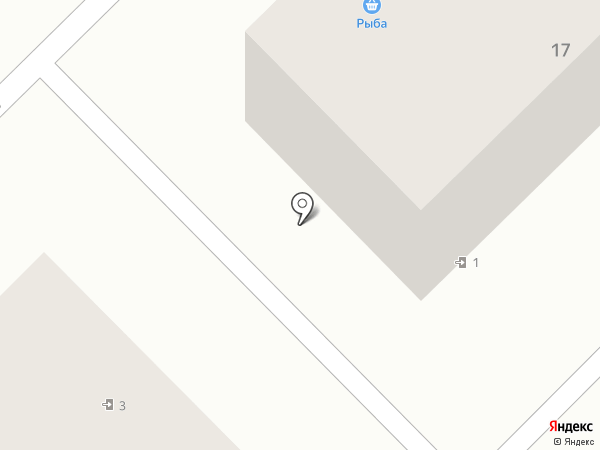 Ласточка на карте Волгограда