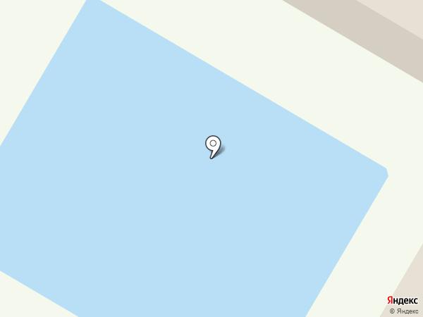Искра на карте Волгограда