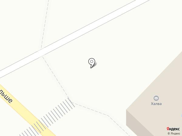 Магнит Косметик на карте Волгограда