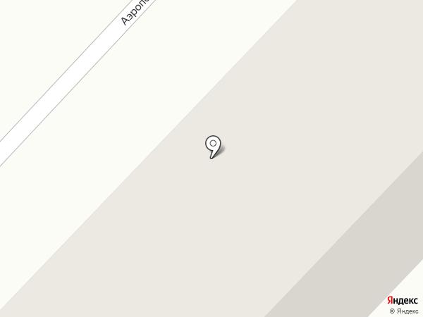 Торгметаллсервис на карте Волгограда