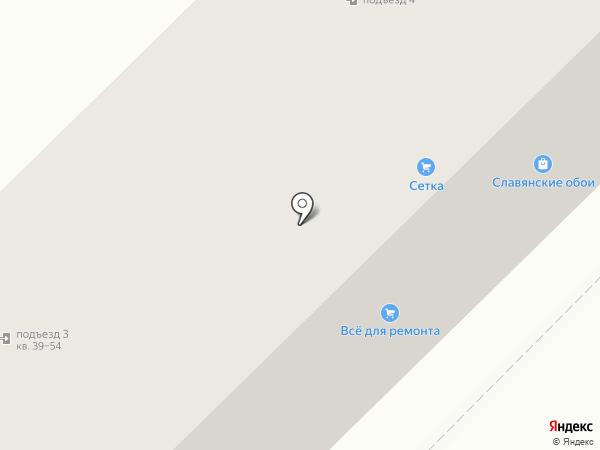Город Мастеров на карте Волгограда