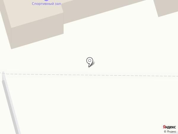 Звезда Краснослободска на карте Краснослободска