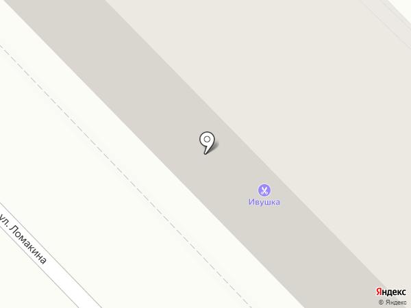 Магазин инструментов на карте Волгограда