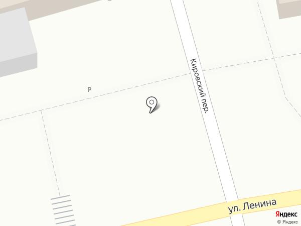 Апрель на карте Краснослободска