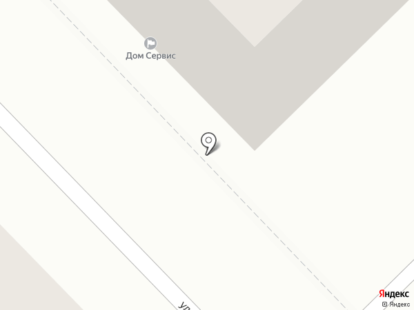 Дом Сервис Красноармейский на карте Волгограда