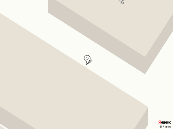 Джулия на карте Волгограда