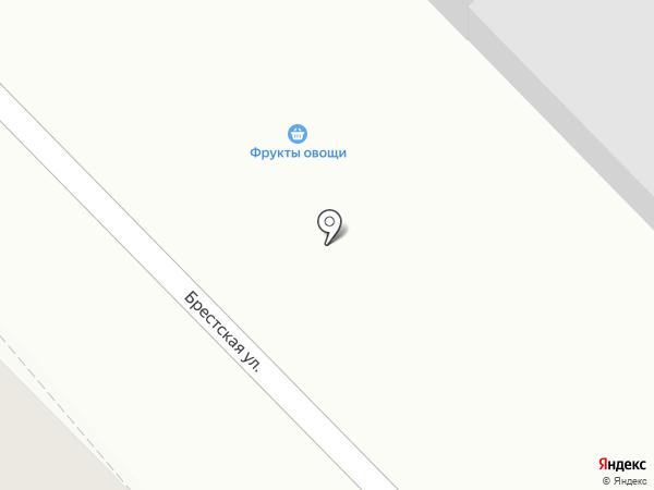 Галерея на карте Волгограда