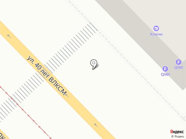 Айра сервис на карте Волгограда