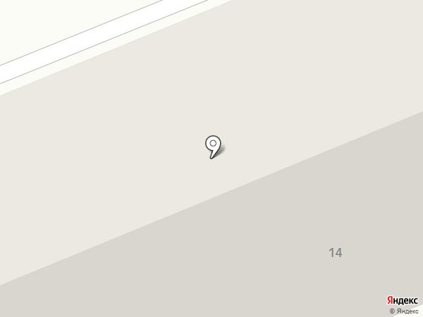 Автошкола на карте Волгограда