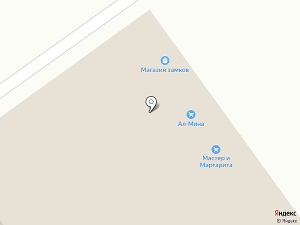МеталлТрейд на карте Волгограда