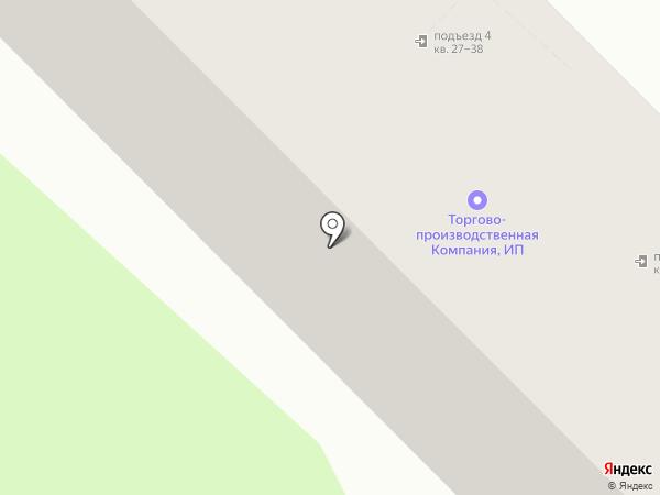 ПроТорг на карте Волгограда
