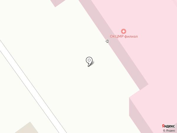 Волгоградский областной клинический центр медицинской реабилитации на карте Волгограда