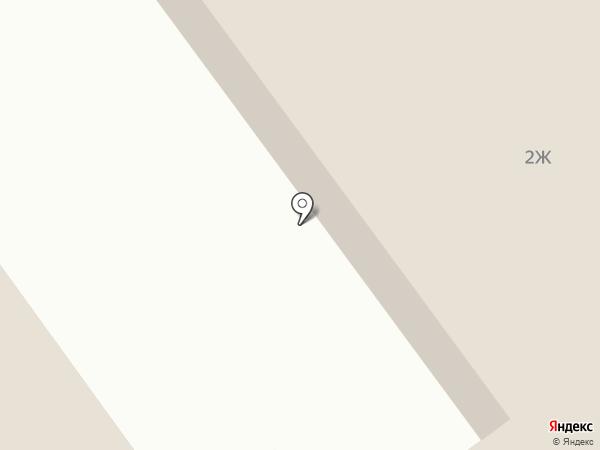Светофор на карте Волгограда