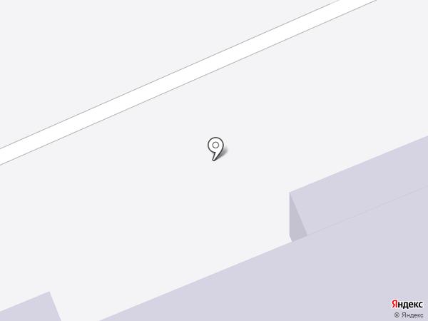 Общеобразовательная школа-интернат №8 на карте Волгограда