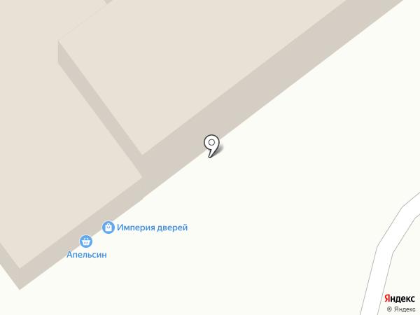 Open Spase на карте Волгограда