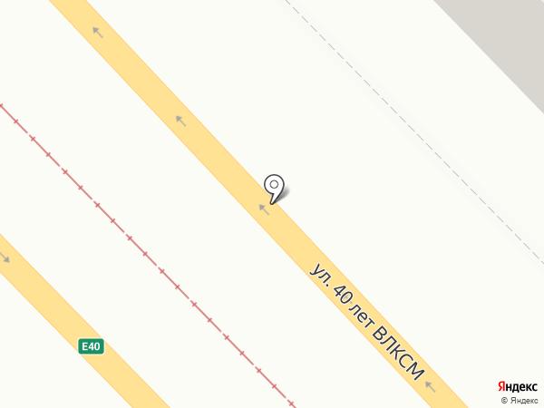 Магазин мотобензотехники на карте Волгограда