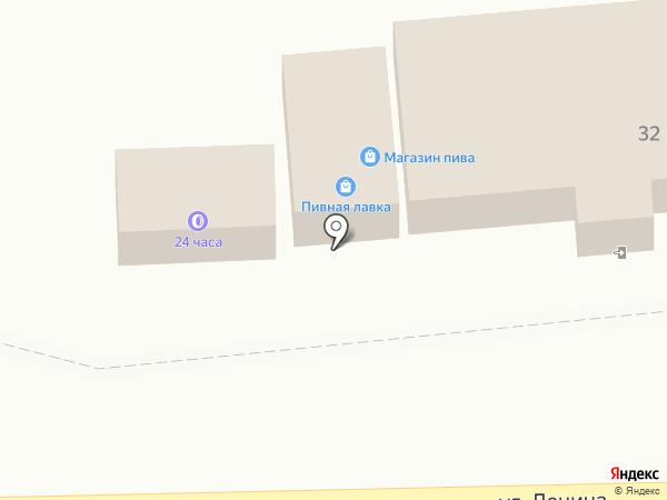 Шиномонтажная мастерская на карте Краснослободска