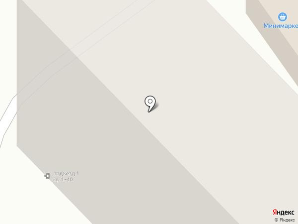 На Панферова на карте Волгограда