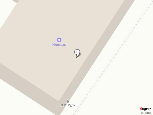Омега на карте Волгограда