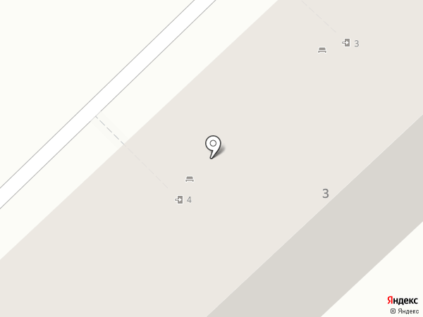 БлагоДарю на карте Волгограда