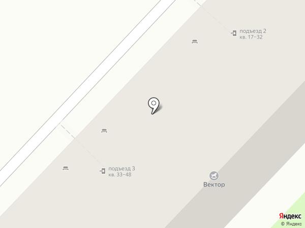 Турист на карте Волгограда