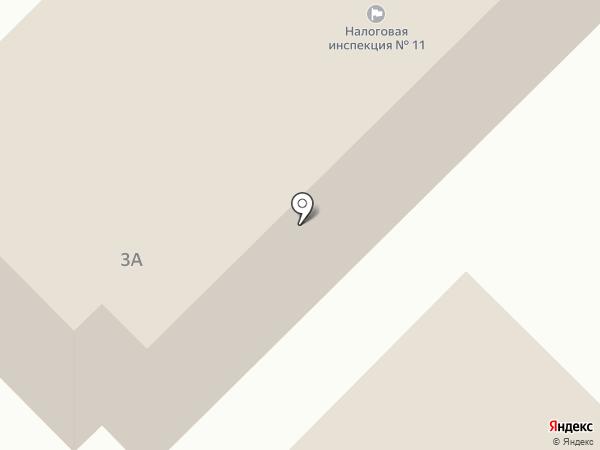 ИФНС на карте Волгограда