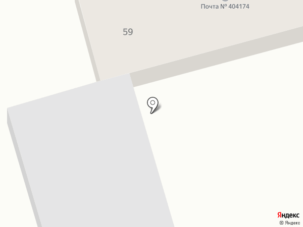 Почтовое отделение №174 на карте Больших Чапурников