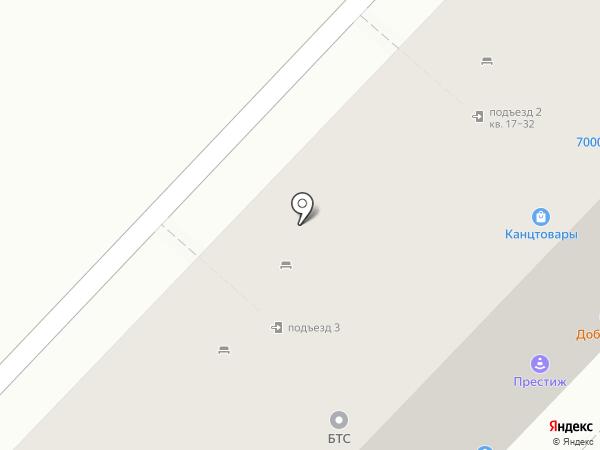 Быттехсервис на карте Волгограда