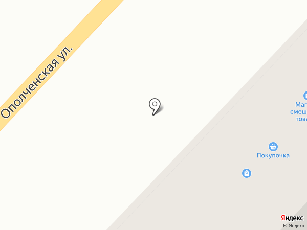 ПивоварЪ на карте Волгограда
