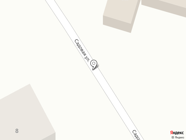 Магазин автотоваров на карте Краснослободска