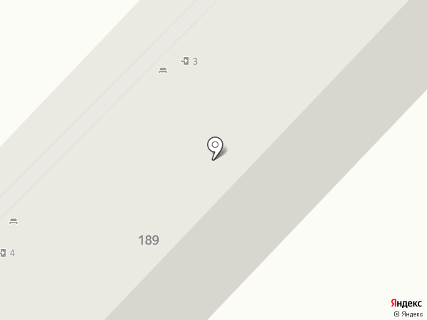 Лайд на карте Волгограда