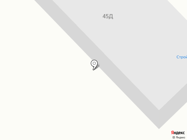 ДизайнСтрой на карте Волгограда