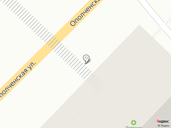 Полезная аптека на карте Волгограда
