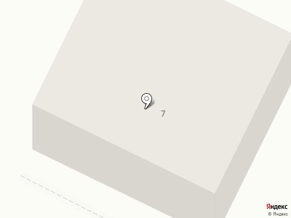 Изумрудный город на карте Краснослободска