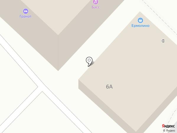 Рубль Бум на карте Волгограда