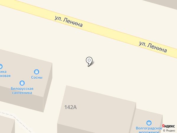 У девчат на карте Краснослободска