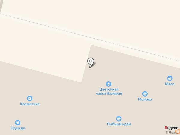 VALERIA на карте Краснослободска
