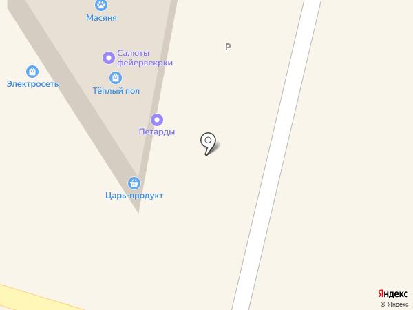 Магазин разливного пива на карте Краснослободска