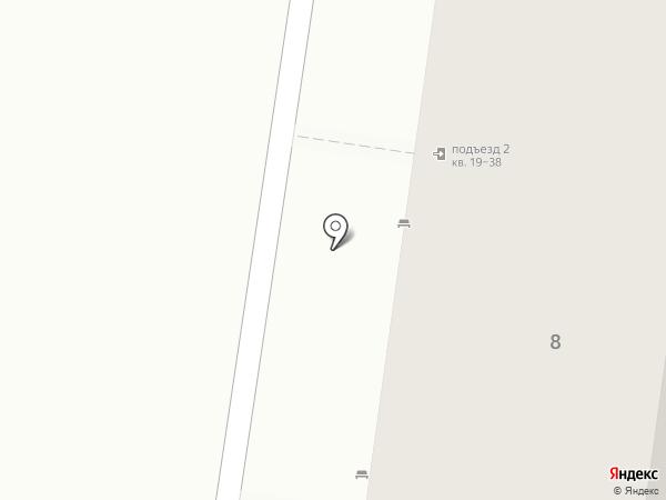 ДЮСШ №13 по плаванию на карте Волгограда