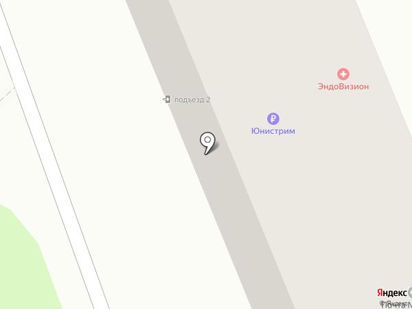 Почтовое отделение №15 на карте Волгограда