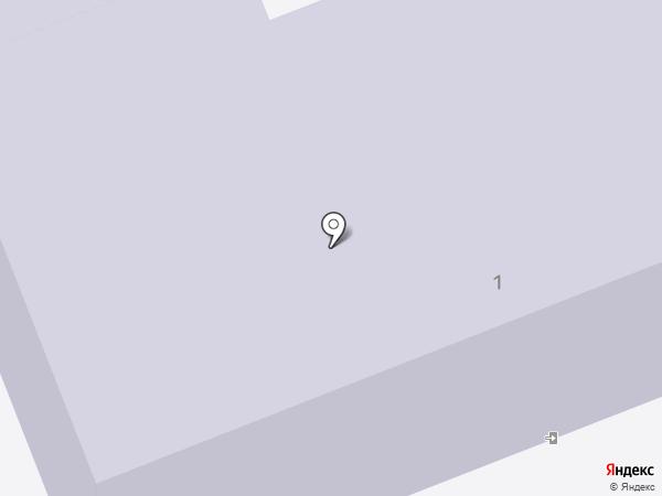 Гимназия №13 на карте Волгограда