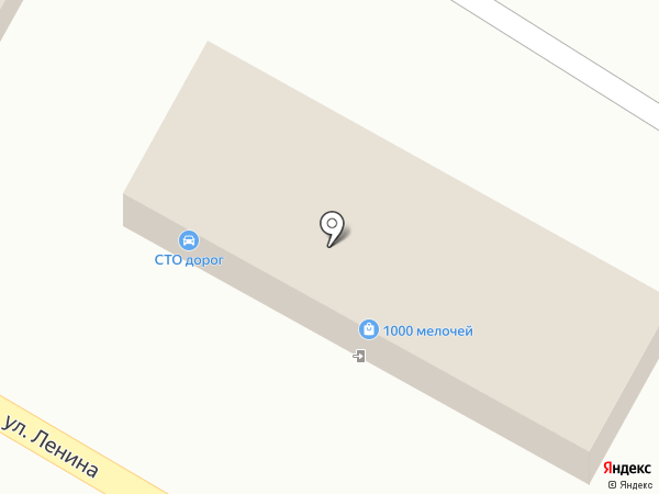 ЭЛЕКТРИК.А на карте Краснослободска