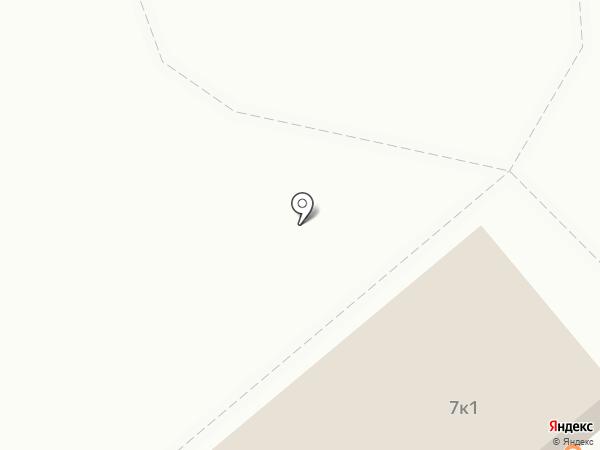 Восточный пекарь на карте Волгограда