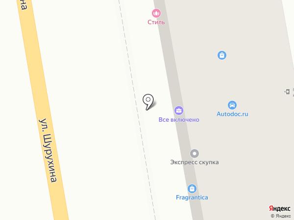 Best price на карте Волгограда