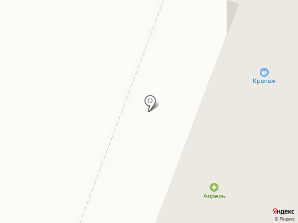 Сантехстиль на карте Волгограда