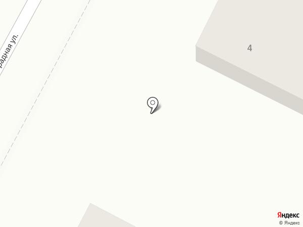 Игруля на карте Краснослободска